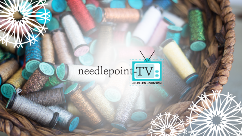 Needlepoint TV™ is your go-to source for all things needlepoint!